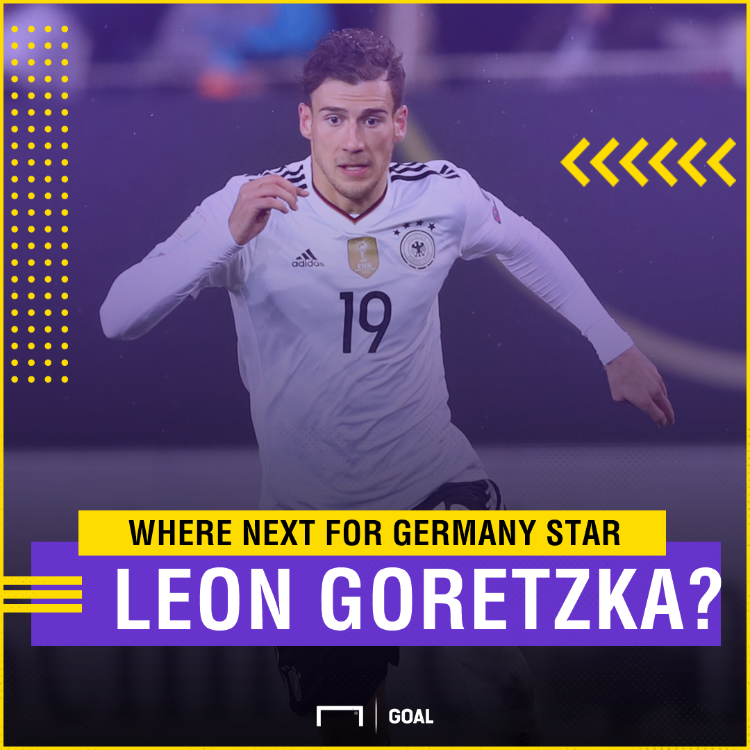 Leon Goretzka next move?