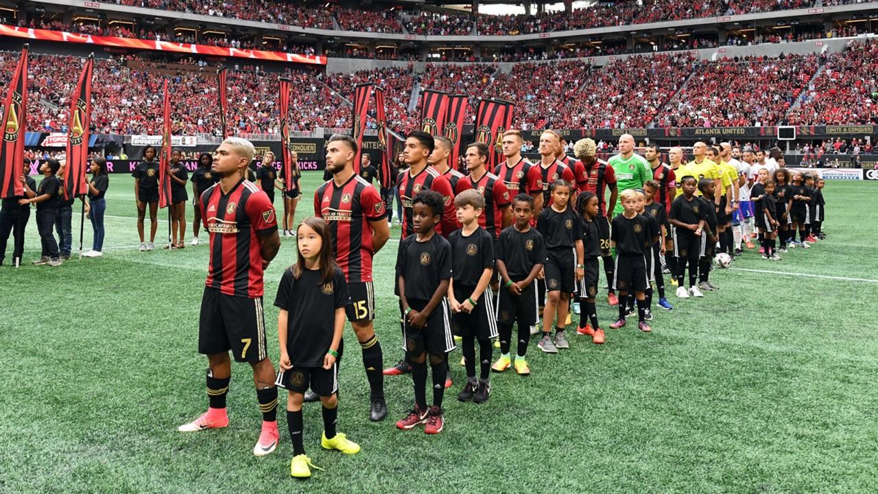 Resultado de imagen para atlanta united