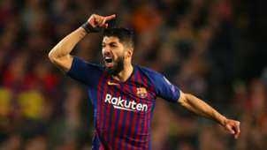 Luis Suarez FC Barcelona Champions League