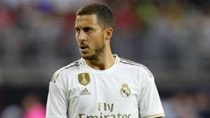 "Real Madrid, Hazard avertit Zidane : ""J'aime jouer avec liberté"""