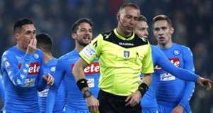 Paolo Valeri Juventus Napoli Coppa Italia