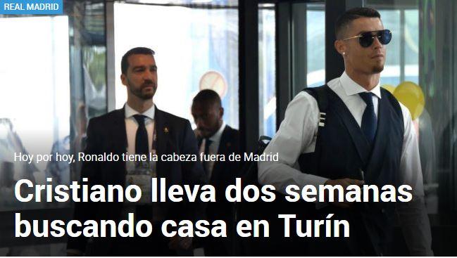 Juventus, aspettando Ronaldo: ecco quanto vale il brand Cr7