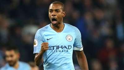 Fernandinho City Liverpool premier League 03 01 2019