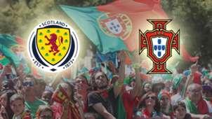 Schottland Portugal TV LIVE STREAM