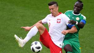 Lewandowski Polen Senegal WM 2010 19062018