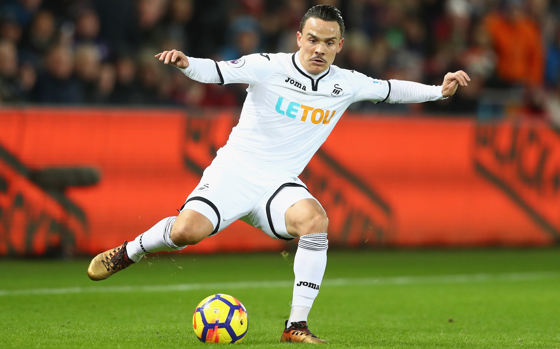 Roque Mesa Swansea Premier League