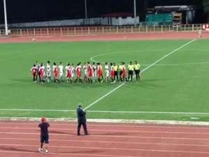 India U-19 0-1 Singapore U-19 Goa