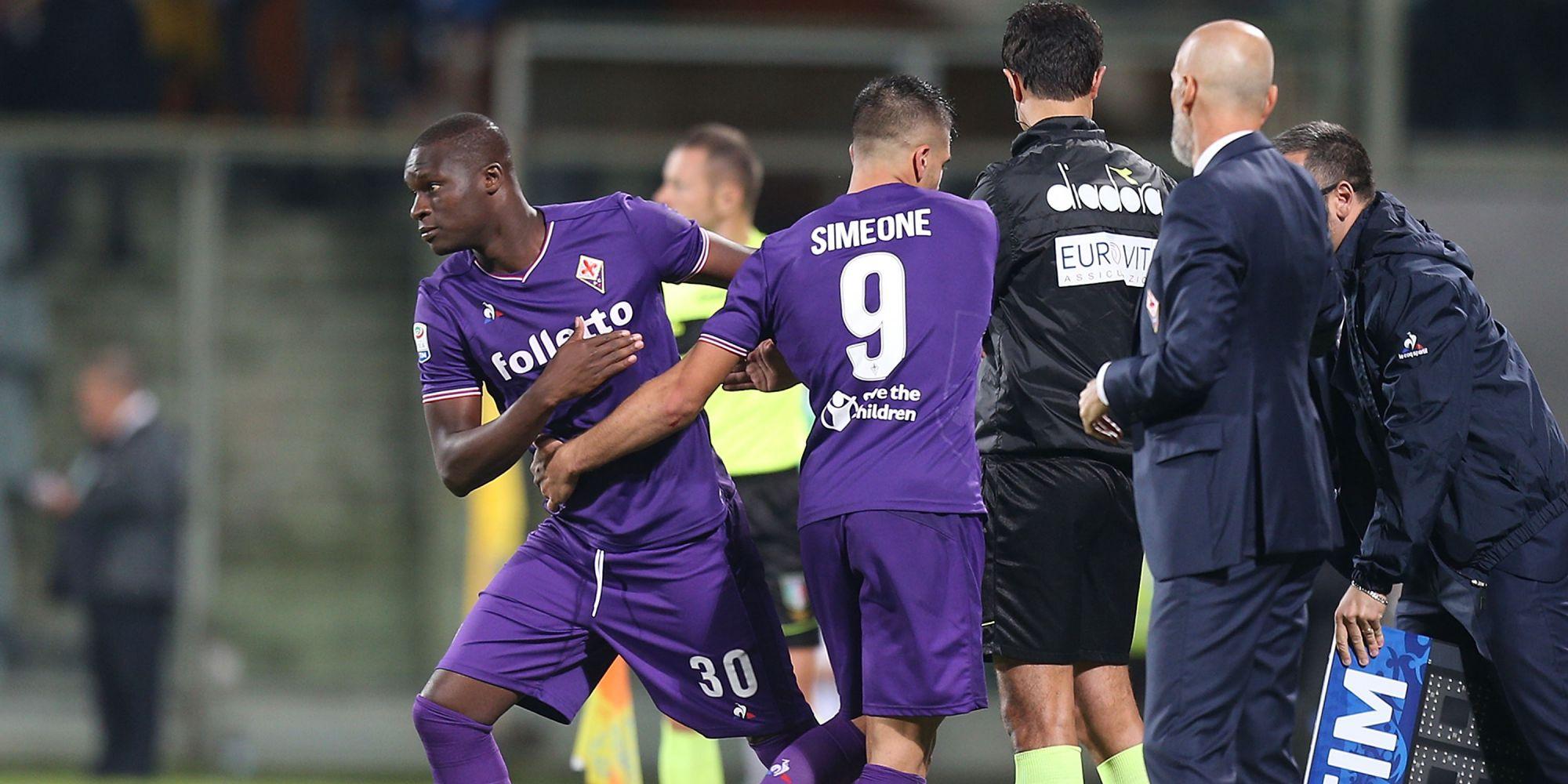 Fiorentina-Sampdoria, Pioli polemico: