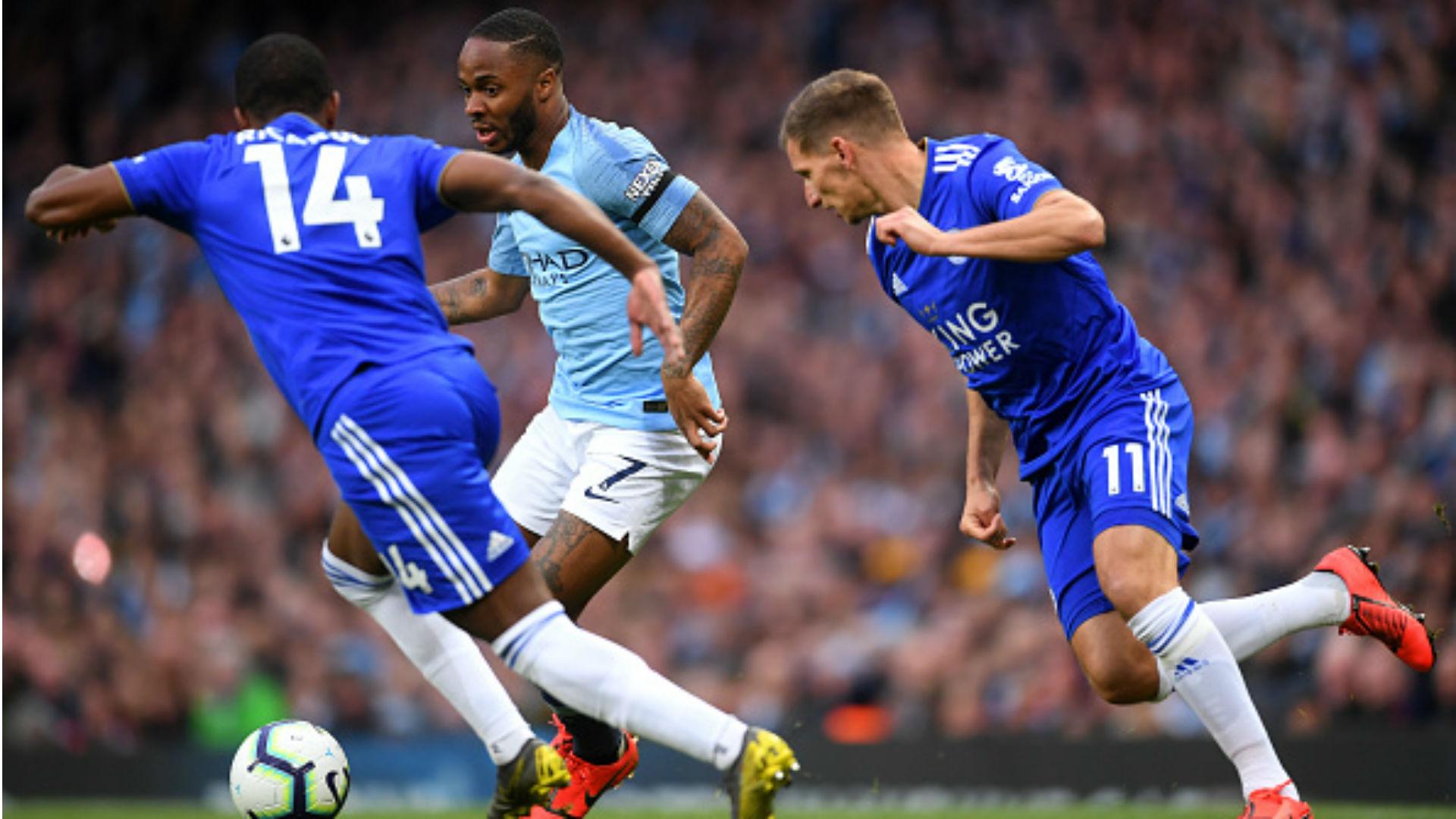 Manchester City Leicester City Premier League