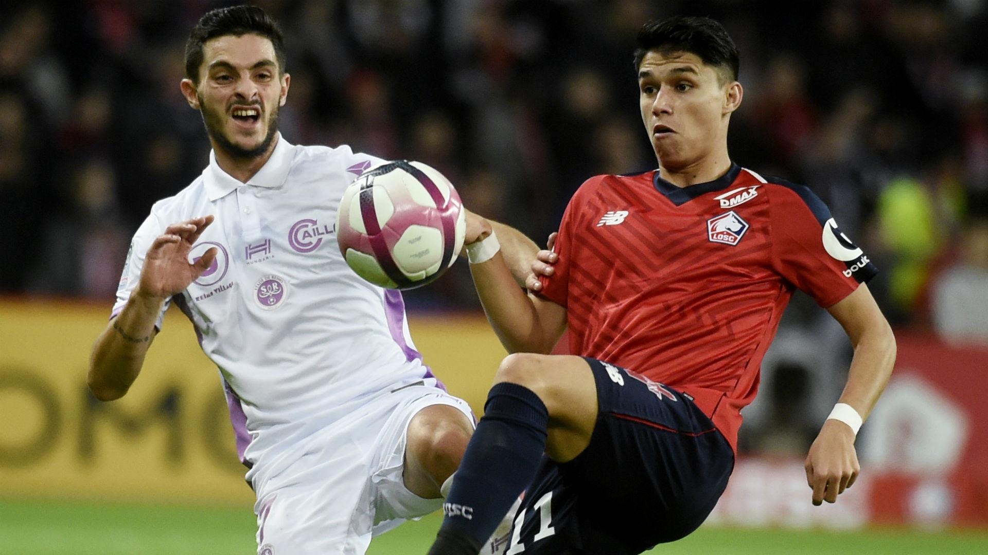 Luiz de Araujo Xavier Chavalerin Lille Reims Ligue 1 09122018