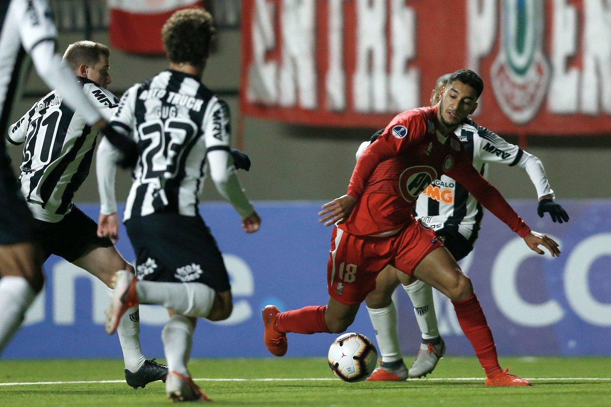 La Calera es eliminada en los penales ante Atlético Mineiro — Copa Sudamericana