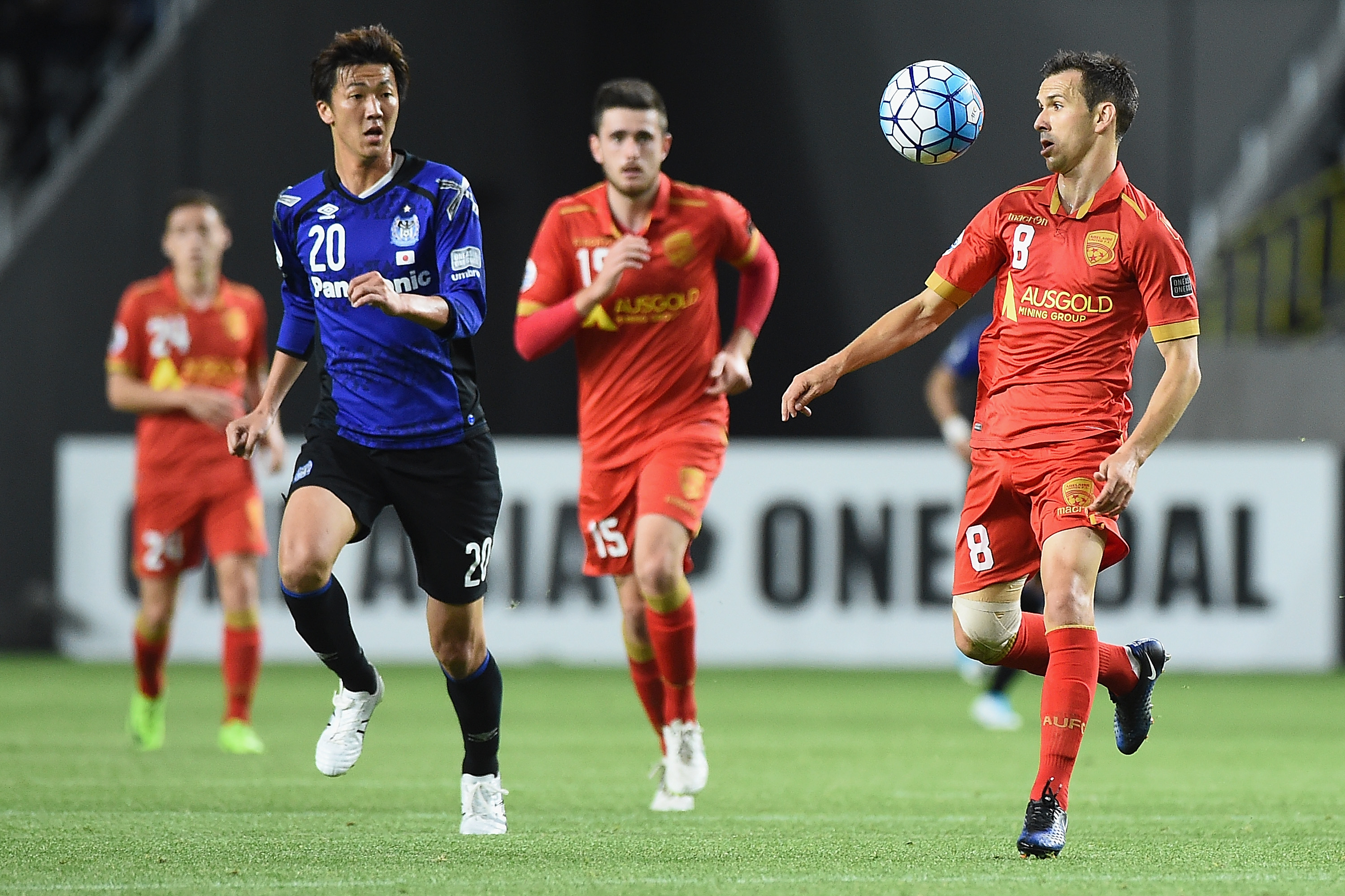 Gamba Osaka vs Adelaide United