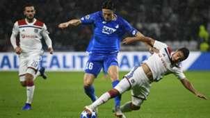 Nico Schulz Rafael Lyon Hoffenheim UEFA Champions League 07112018