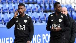 Wilfred Ndidi, Kelechi Iheanacho - Leicester City