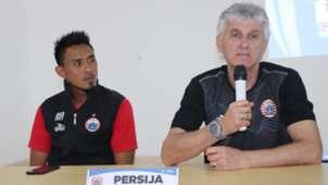 Ivan Kolev & Maman Abdurrahman - Persija Jakarta