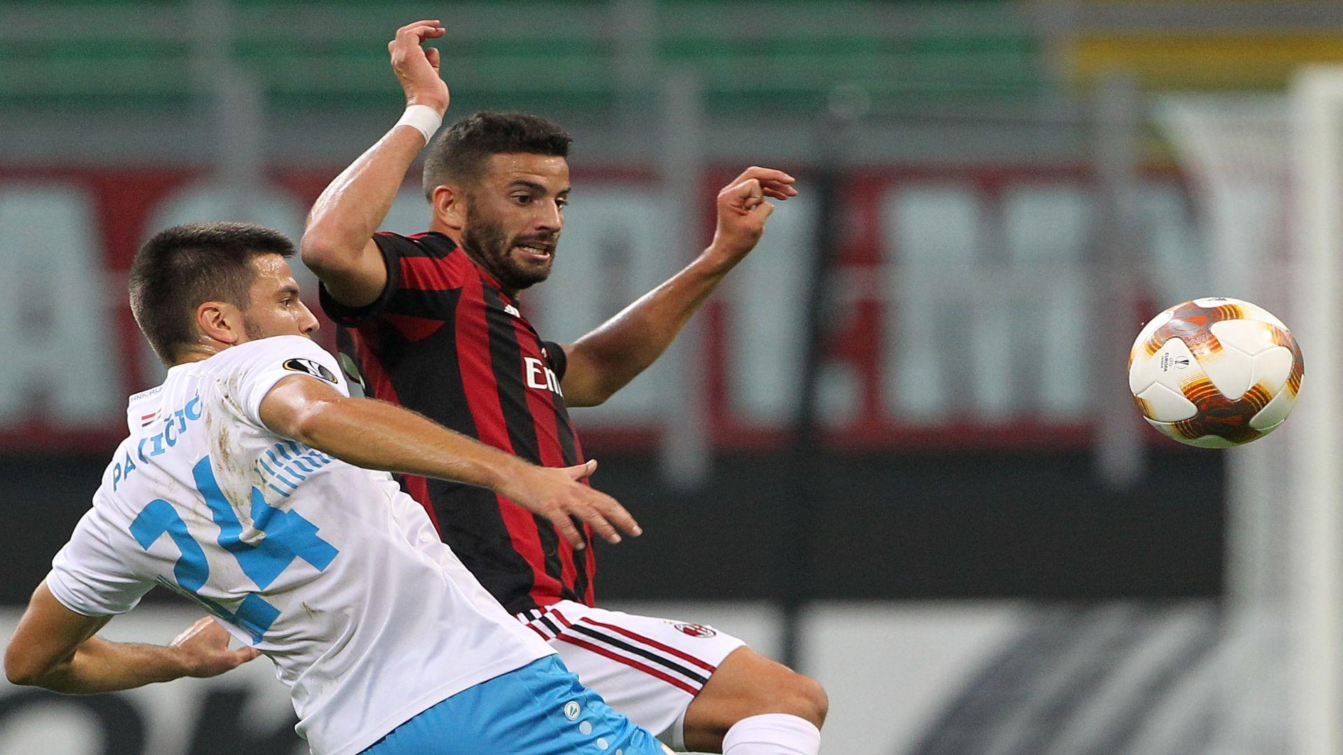 Mateo Musacchio Milan Rijeka