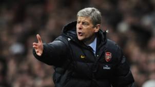 Arsene Wenger Arsenal (2008)