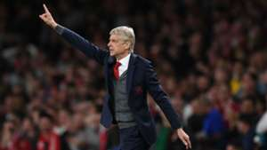 Arsene Wenger Arsenal Leicester City Premier League