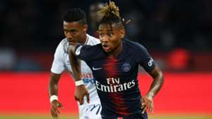 Christopher Nkunku PSG Caen Ligue 1 12082018