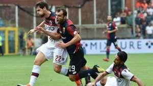 Destro Pandev Gonzalez Genoa Bologna