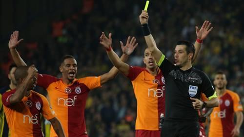 Ali Palabiyik Fenerbahce Galatasaray STSL 04142019