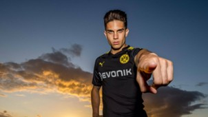 Borussia Dortmund 17-18 away kit Marc Bartra