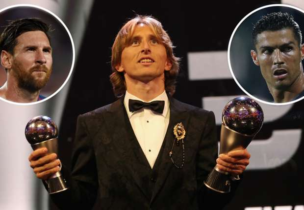 The Best FIFA Awards: Puyol challenges Modric and nominates the best player