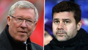 Sir Alex Ferguson Mauricio Pochettino