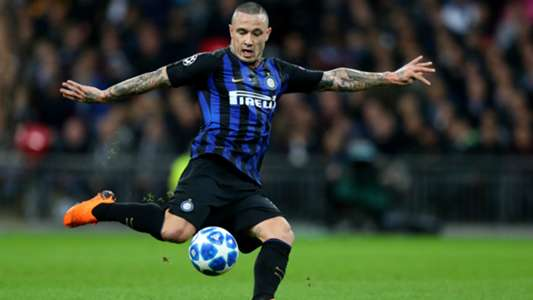 Radja Nainggolan Tottenham-Inter