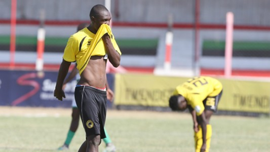 Tusker player.