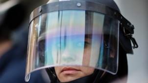 Polizei Frankreich 01112011