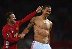 Wayne Rooney - Zlatan Ibrahimovic