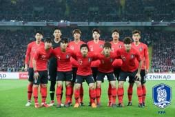 Korea republic 한국 대표팀