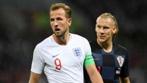 Harry Kane  England Croatia World Cup 2018