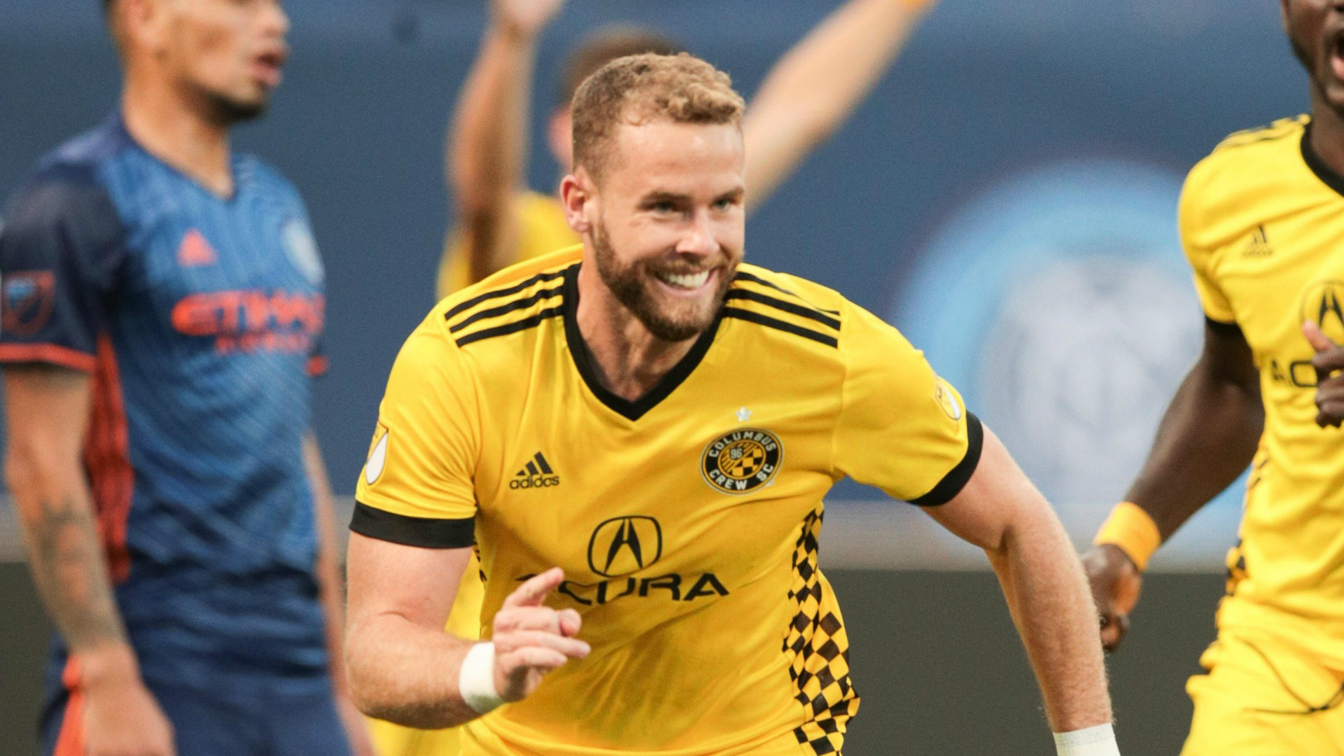 Josh Williams MLS Columbus Crew 10222017