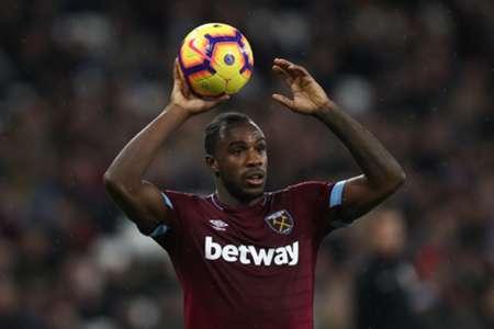 Michail Antonio - West Ham United 2018