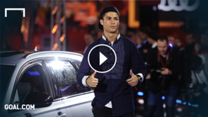 RONALDO CAR PLAYBUTTON