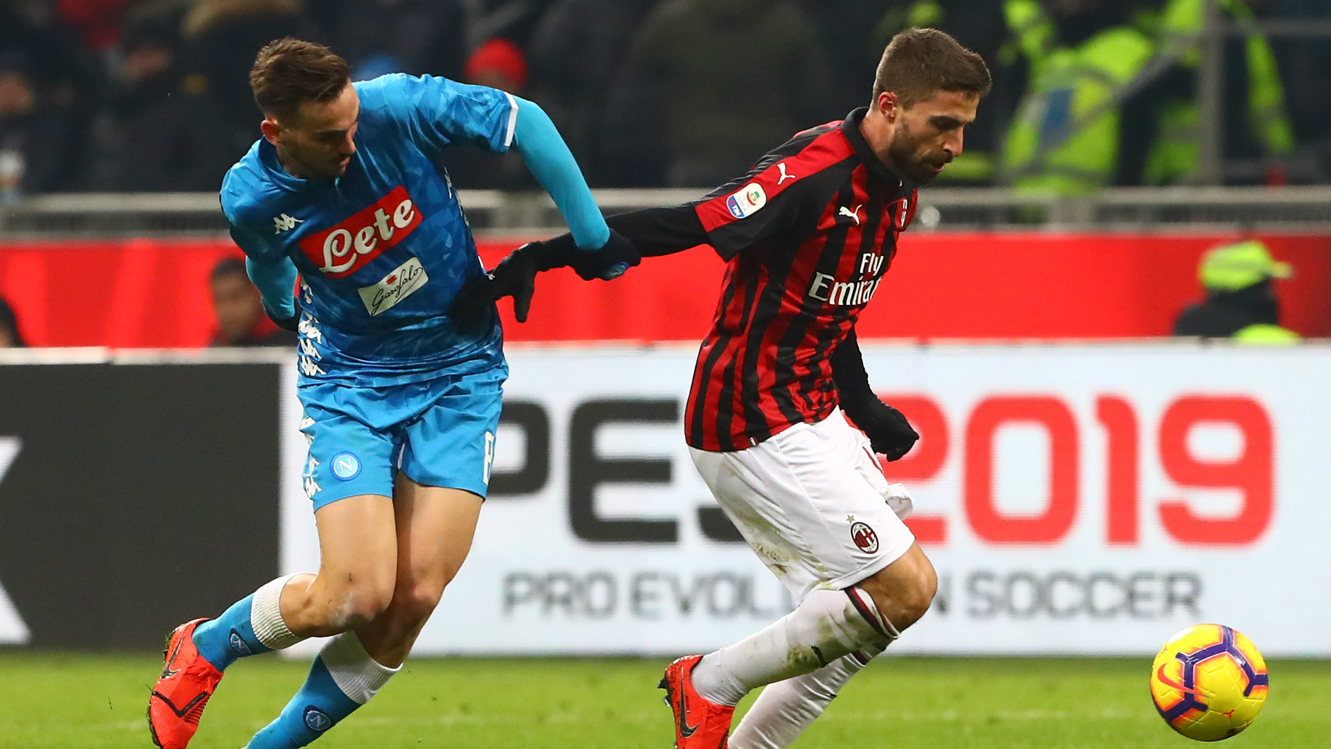 Milan-Napoli, Gattuso ci crede:
