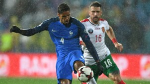Raphael Varane Bulgaria France Wolrd Cup 07102017