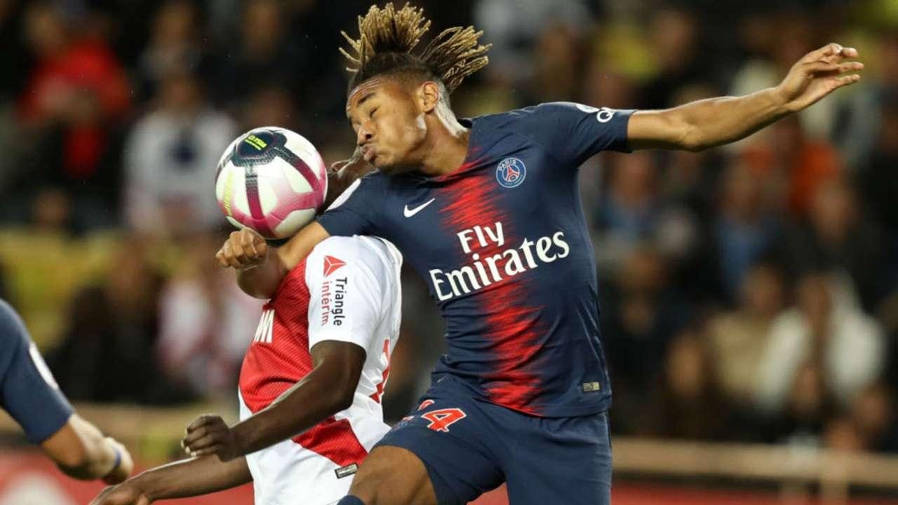 Christopher Nkunku Monaco PSG Ligue 1 11112018