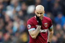 Arnautovic West Ham United