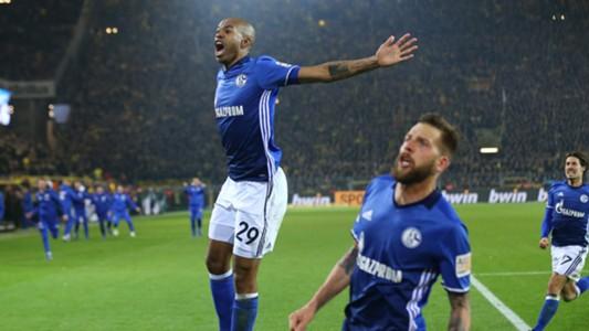 Borussia Dortmund Schalke 04 Naldo