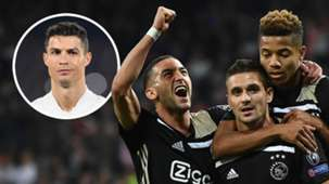 Cristiano Ronaldo Ajax 2019