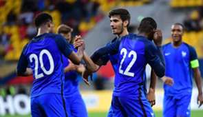 Martin Terrier France U21 Kazakhstan U21Kazakhstan