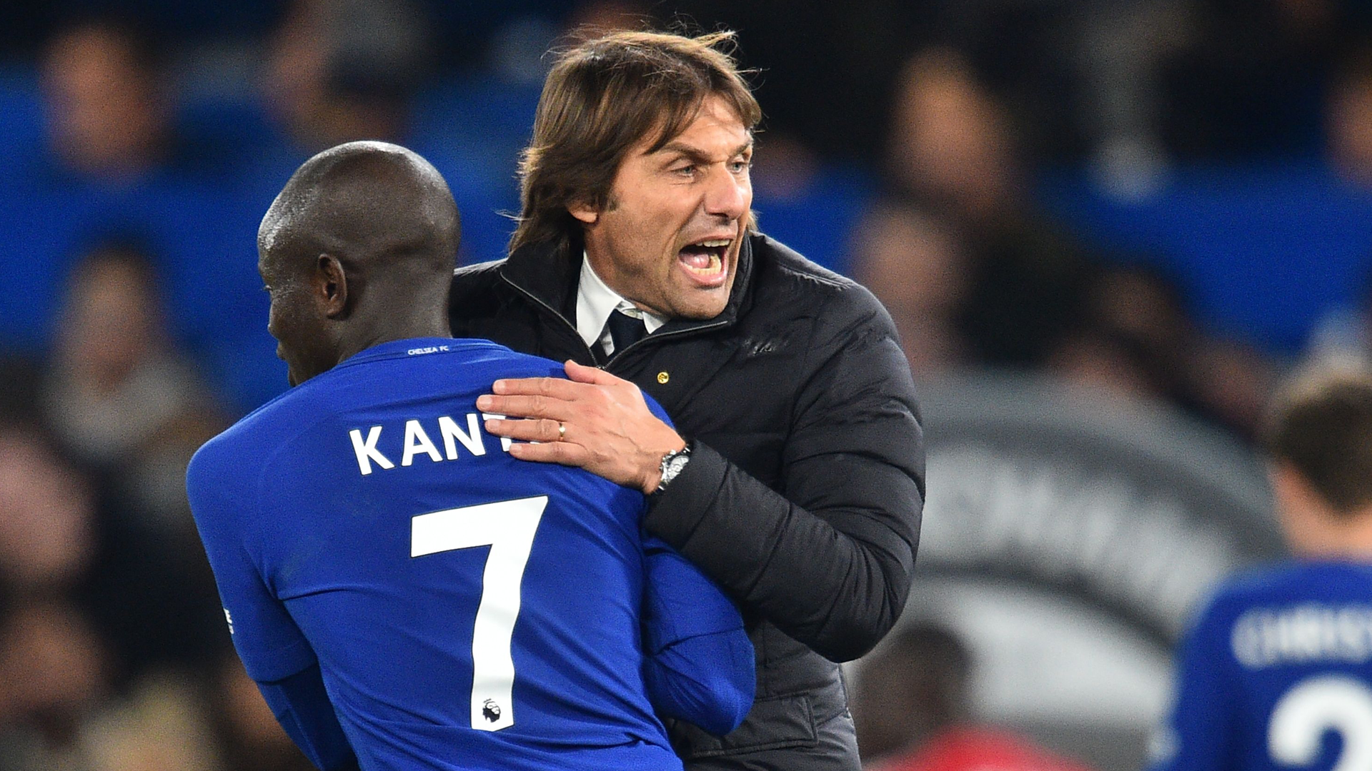 N Golo Kante s eback proves Chelsea simply aren t title