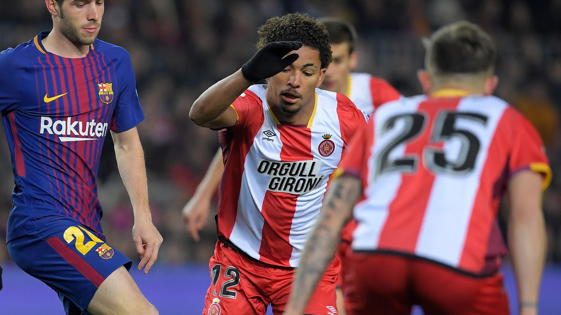 Douglas Luiz Girona Barcelona 2018