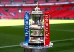 FA Cup Pokal Trophäe Trophy