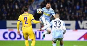 Mirco Antenucci SPAL Juventus Serie A