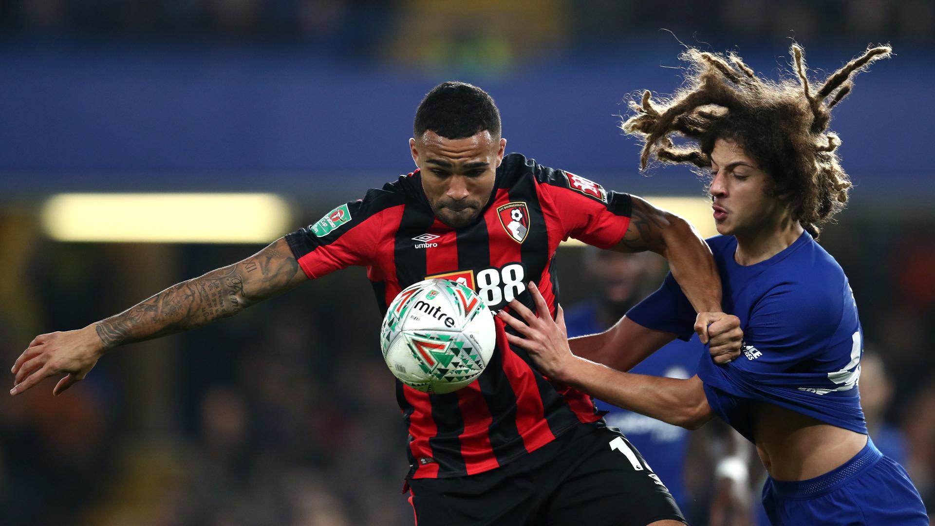 Ethan Ampadu Chelsea Bournemouth