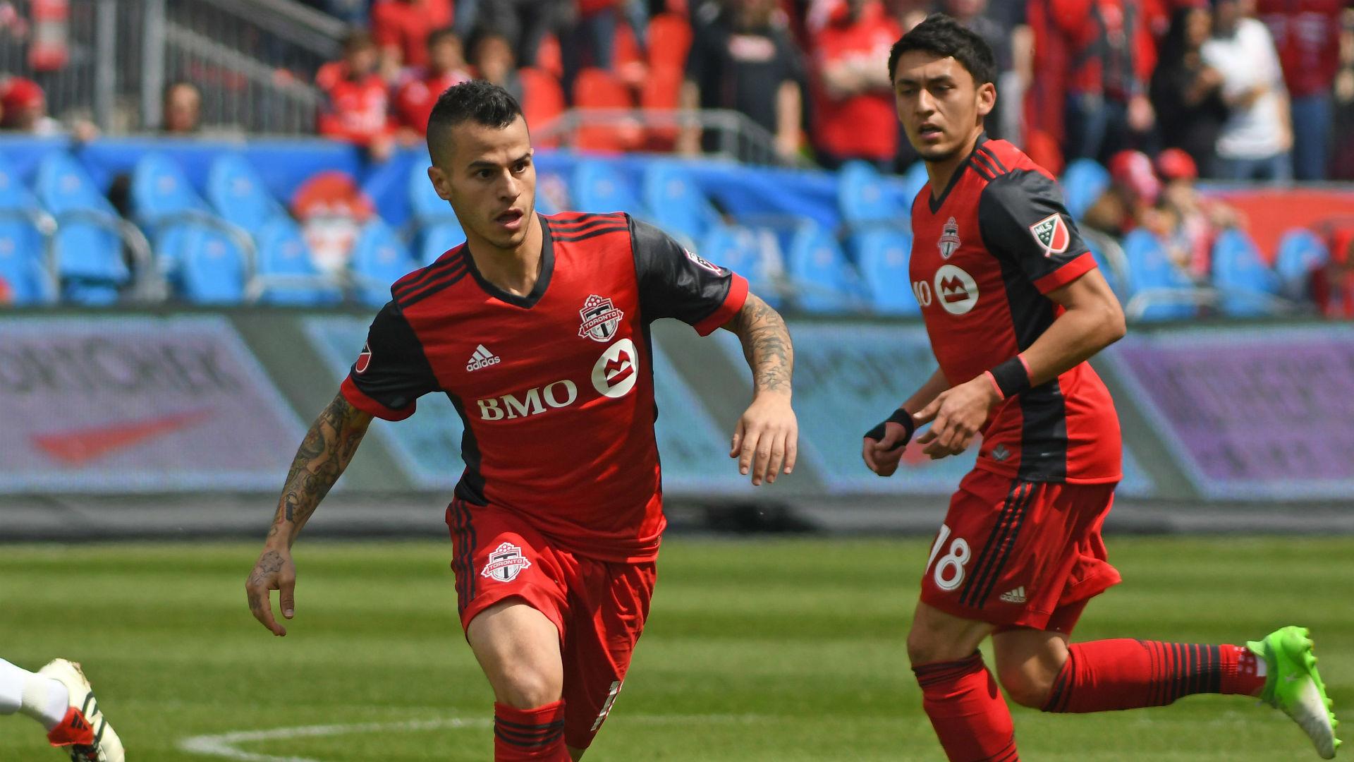 MLS, Giovinco show contro Kakà: doppietta e primato nel Toronto FC
